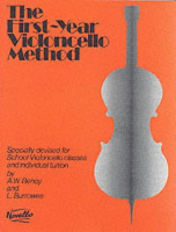 9780853601739: The First-year Violoncello Method