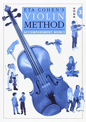 9780853601838: Eta Cohen: Violin Method Book 3 - Piano Accompaniment