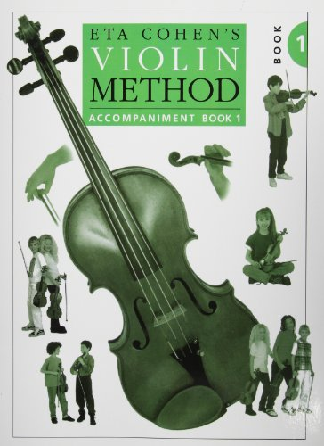 9780853601852: ETA COHEN: VIOLIN METHOD BK1 PIANO ACCOMP