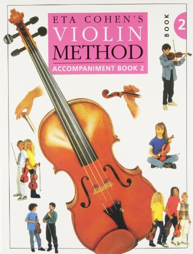 9780853601869: Eta Cohen: Violin Method Book 2 - Piano Accompaniment