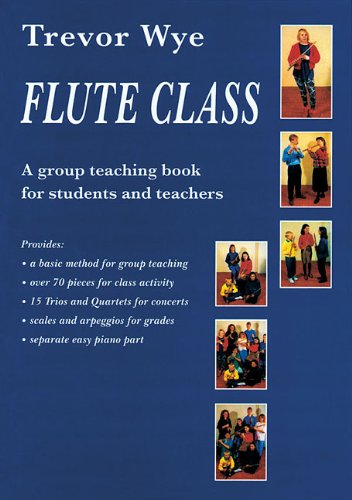 9780853601876: Flute Class Group Instruction Book