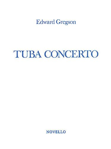 9780853601982: Edward Gregson: Tuba Concerto
