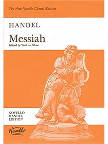 9780853602118: Messiah: Vocal Score