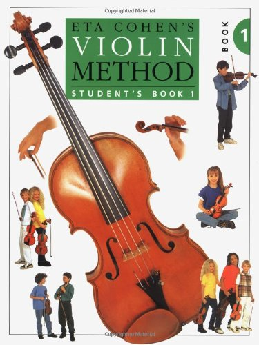 9780853602231: ETA COHEN'S VIOLIN METHOD STUDENT'S BOOK 1 (Bk. 1)