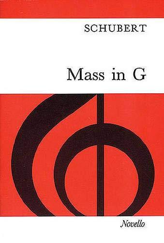 Franz Schubert: Mass In G (Paperback)