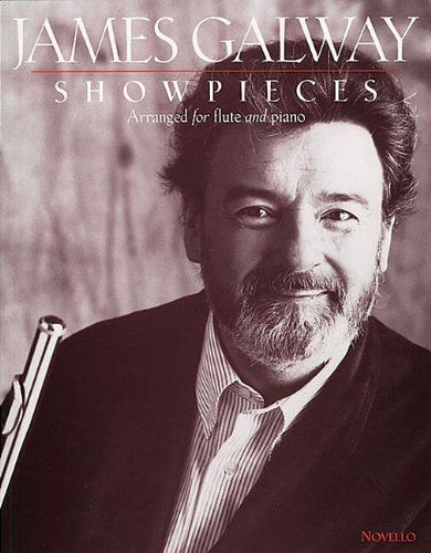 9780853602453: SHOWPIECES FLUTE AND PIANO