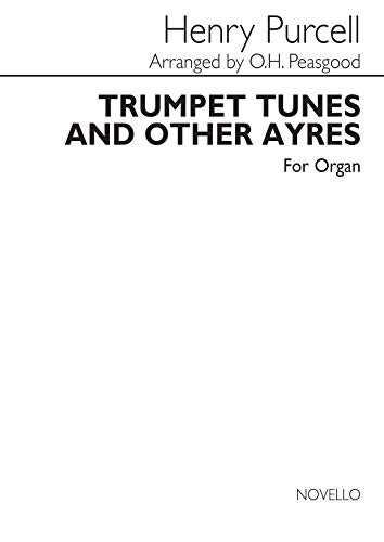 9780853602811: Henry Purcell: Trumpet Tunes and Other Ayres for Organ