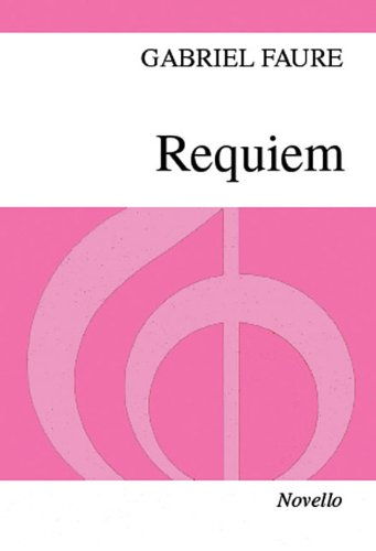 9780853603009: Requiem Vocal Score, Opus 48