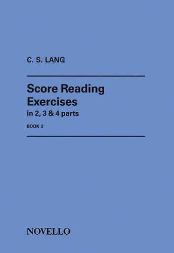 9780853603535: Score Reading Exercises - Book 2: for Organ