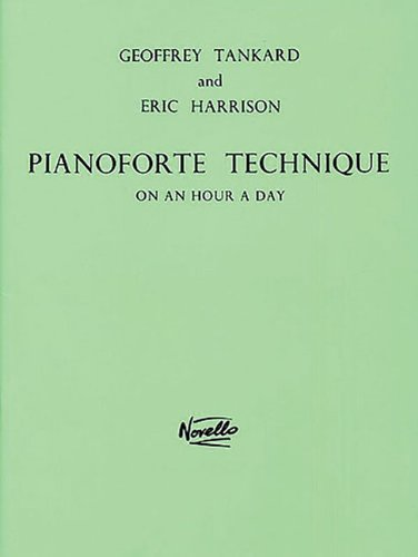 9780853603634: Pianoforte Technique on an Hour a Day