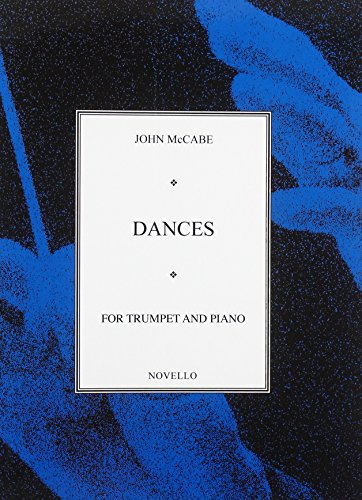 9780853603658: John Mccabe: Dances for Trumpet and Piano