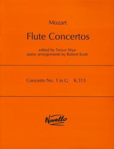 9780853603771: Mozart Flute Concertos: Concerto No. 1 in G K.313
