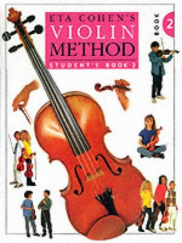 9780853603832: ETA COHEN: VIOLIN METHOD STUDENT BOOK 2