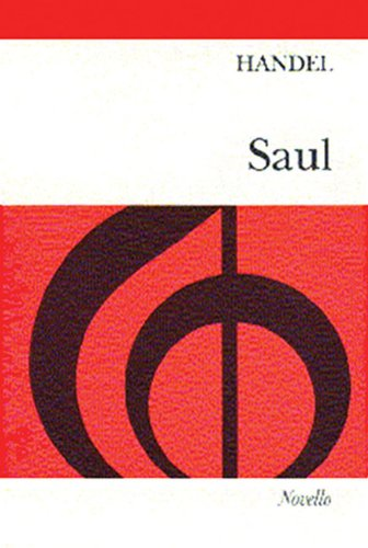 9780853603887: Saul: Vocal Score