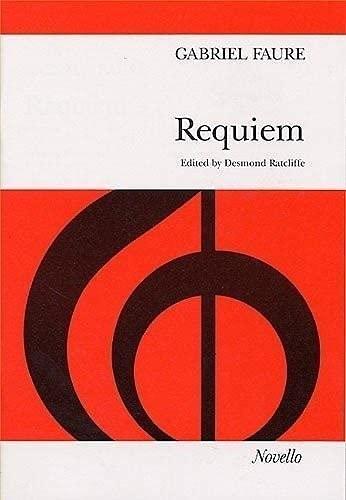 9780853604082: Requiem: Vocal Score