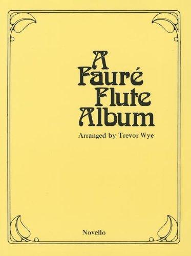9780853604150: A Faure Flute Album