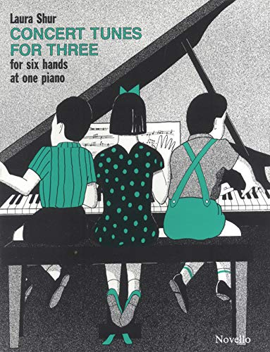9780853606383: Laura Shur: Concert Tunes for Three