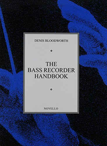 THE BASS RECORDER HANDBOOK: Denis Bloodworth