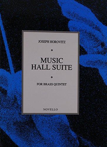 MUSIC HALL SUITE FOR BRASS QUINTET PARTS: Joseph Horovitz