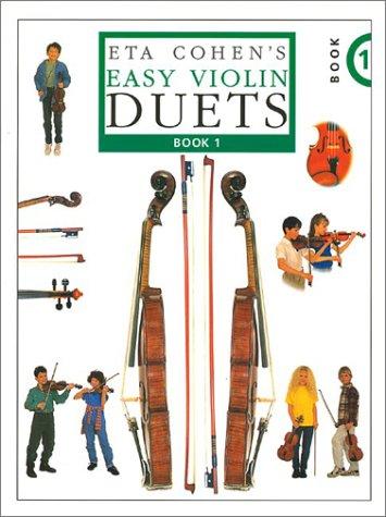 9780853607618: Eta Cohen: Easy Violin Duets - Book 1