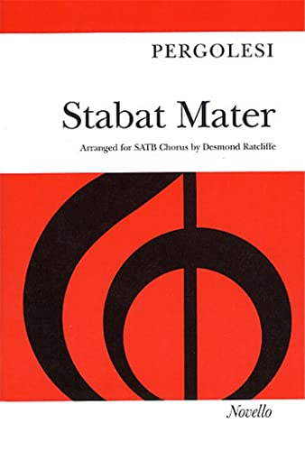 9780853608110: Stabat Mater: Vocal Score