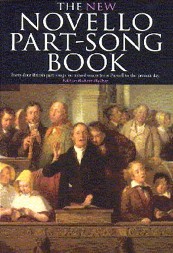 9780853608950: The New Novello Part-Song Book