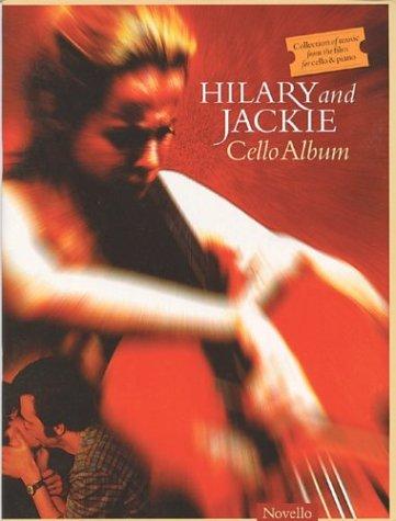 9780853609605: HILARY & JACKIE CELLO ALBUM CELLO AND PIANO