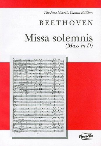 Missa Solemnis (Mass in D), Op. 123: Ludwig van Beethoven