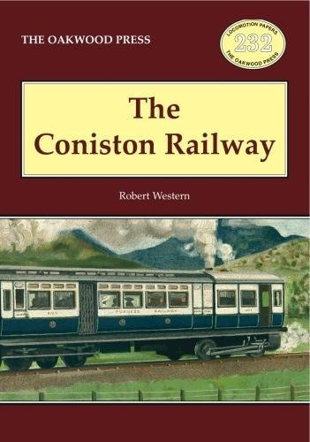9780853612544: The Coniston Railway