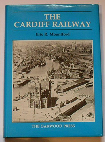 9780853613473: Cardiff Railway (Library of Railway History)