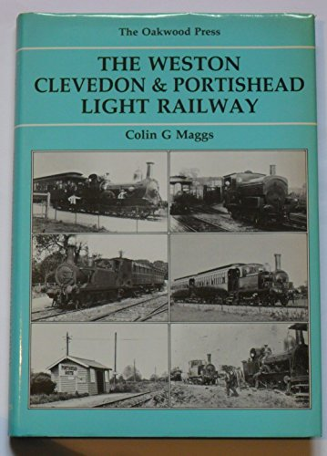 9780853613886: Weston, Clevedon and Portishead Light Railway (Locomotion Papers)