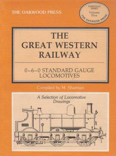 9780853613961: Great Western Railway: 0-6-0 Standard Gauge Pt.1 (Portfolio)