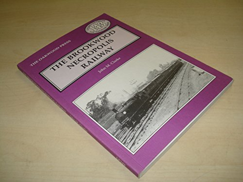 9780853614715: The Brookwood Necropolis Railway (Locomotion Papers)