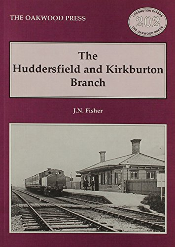 The Huddersfield and Kirkbolton Branch LP 202