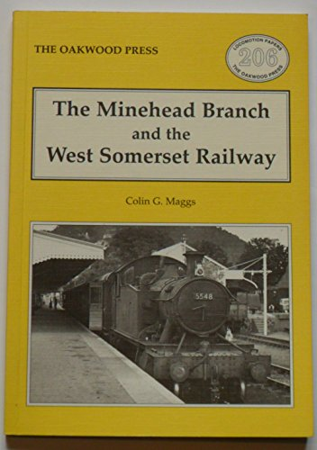 9780853615286: Minehead Branch and West Somerset Railway (Locomotion Papers)