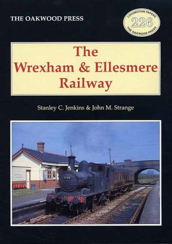 9780853616177: The Wrexham and Ellesmere Railway