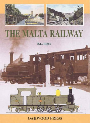 9780853616214: The Malta Railway