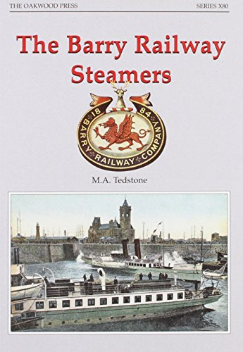 The Barry Railway Steamers.