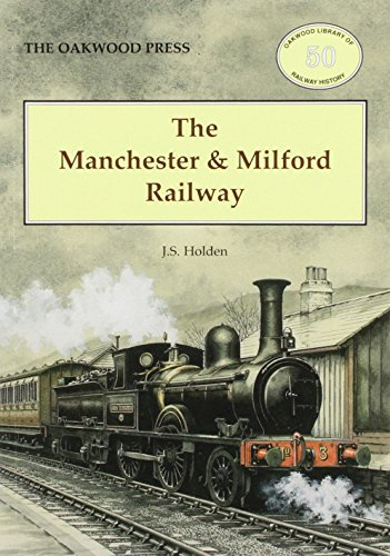 The Manchester and Milford Railway OL 50
