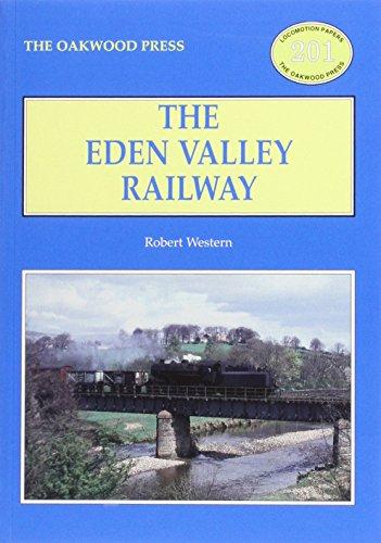 The Eden Valley Railway (Locomotion Papers): Western, Robert