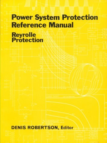 9780853621966: Power System Protection Reference Manual: Reyrolle Protection