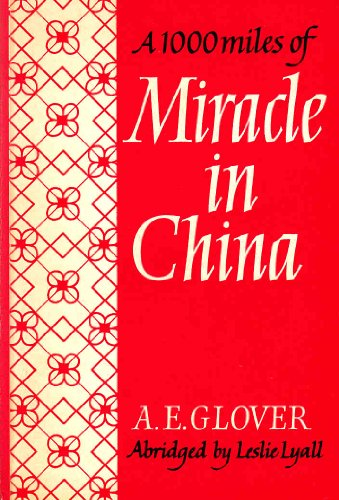9780853630517: Thousand Miles of Miracle in China
