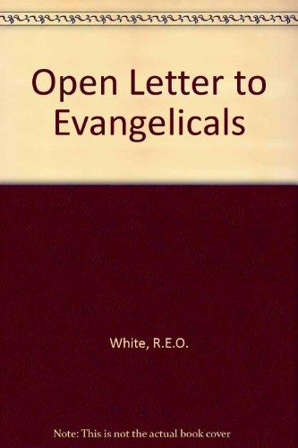 9780853640493: Open Letter to Evangelicals