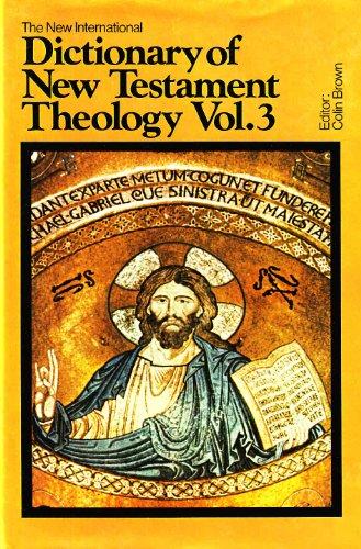 9780853641803: New International Dictionary of New Testament Theology: v. 3