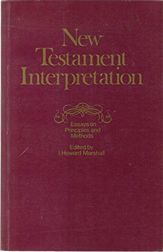 9780853642817: New Testament Interpretation