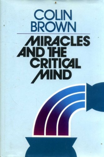 9780853643852: Miracles and the Critical Mind
