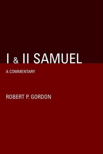 9780853644200: Samuel I and II