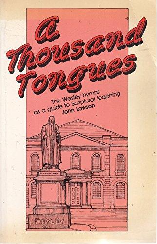 9780853644408: Thousand Tongues