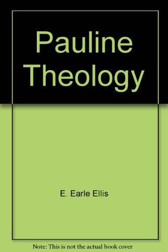 9780853645030: Pauline Theology
