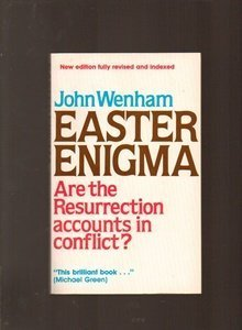 9780853645221: Easter Enigma: Are the Resurrection Accounts in Conflict?
